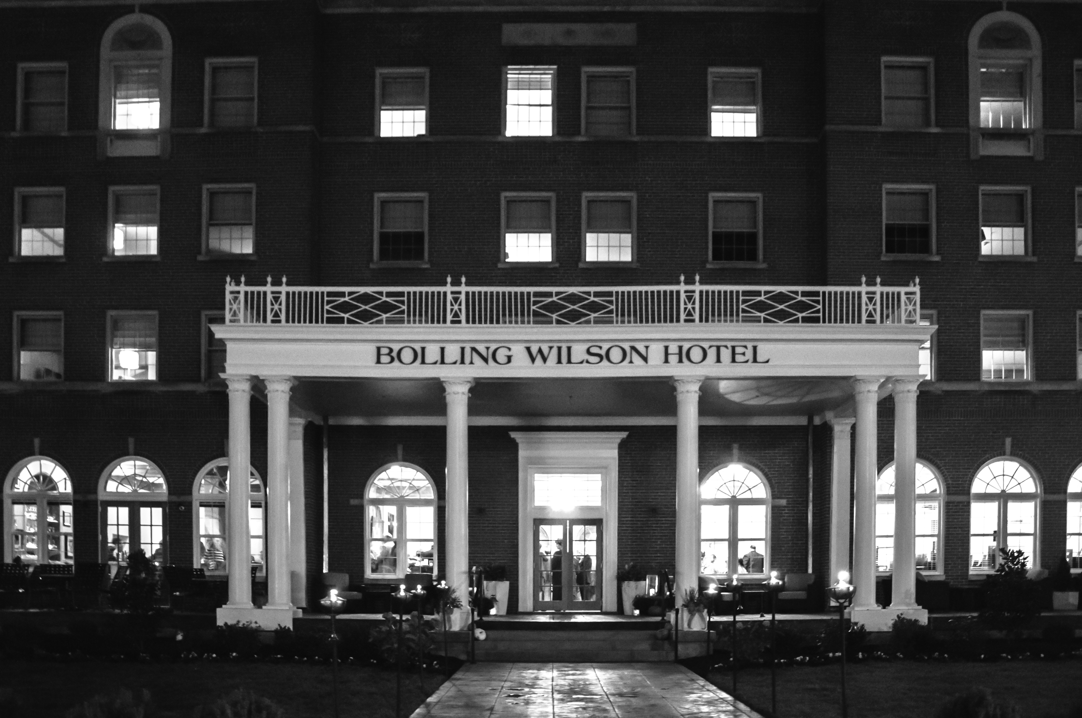 The Bolling Wilson Hotel