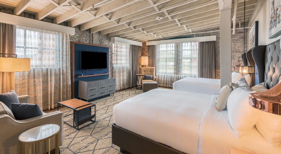 The Sessions Hotel Opens Downtown Bristol, VA